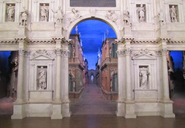 Teatro Olimpico (1585)