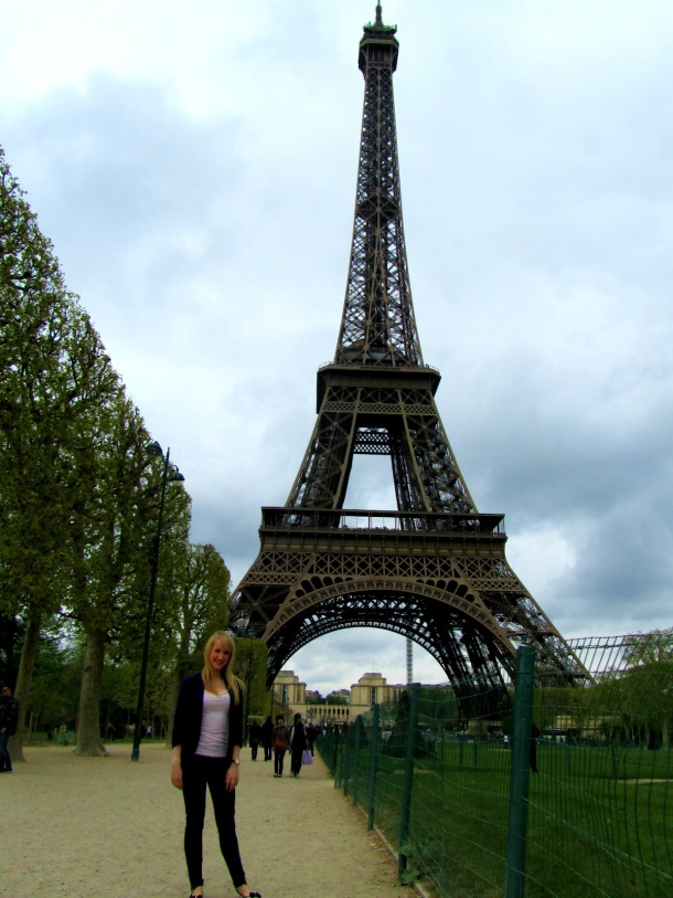 I'd say it was a successful 3 days – Paris, je t'aime!