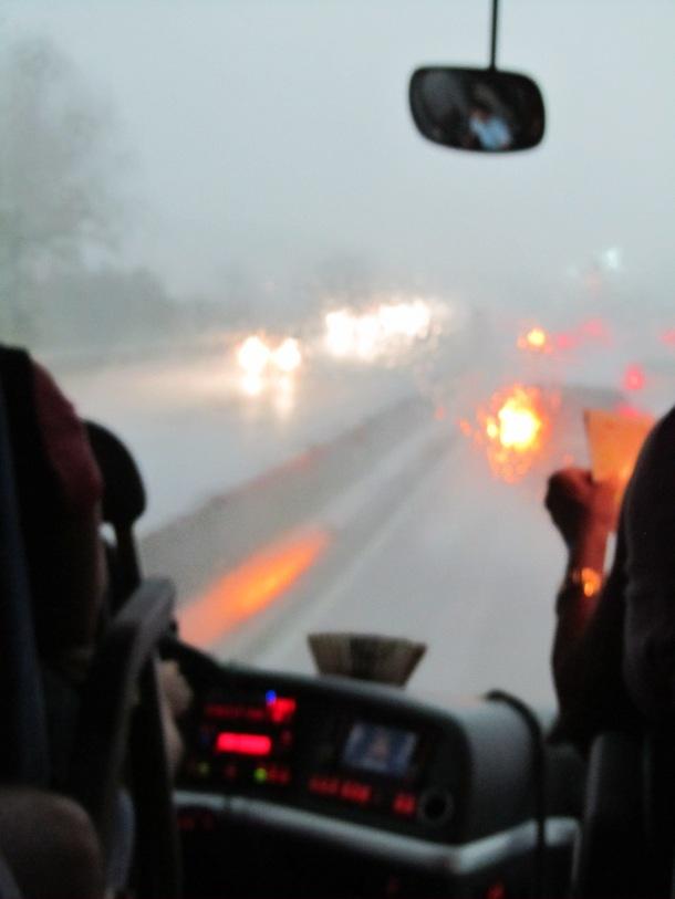 So much rain..